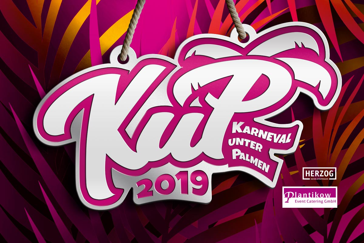 Karneval unter Palmen 2019 by Plantikow Event Catering