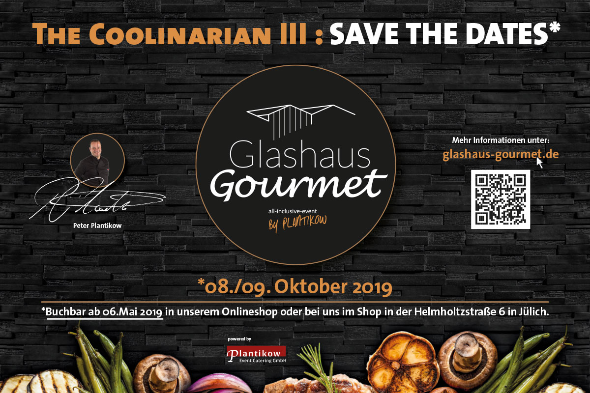 Glashaus Gourmet in Jülich - The Coolinarian 3