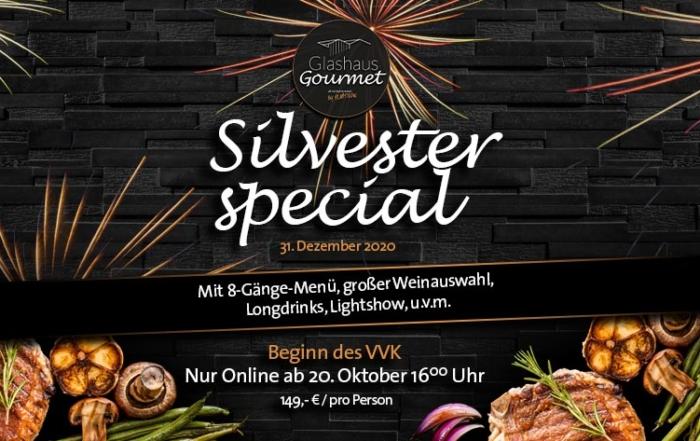 GlashausGourmet Jülich Silvester Special