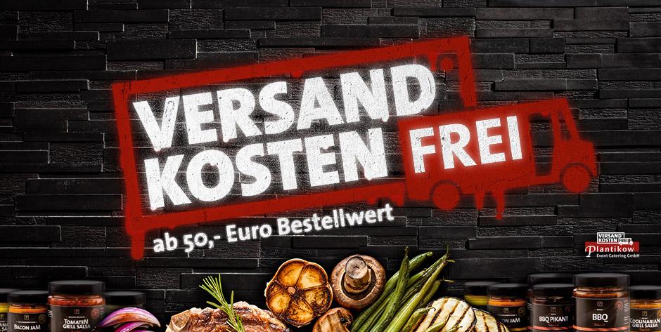 Versandkostenfrei ab 50,- Euro Bestellwert